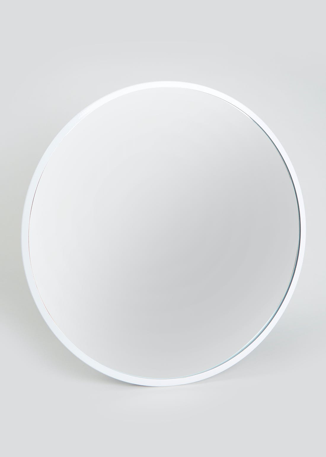 Metal Round Wall Mirror (45cm x 45cm)