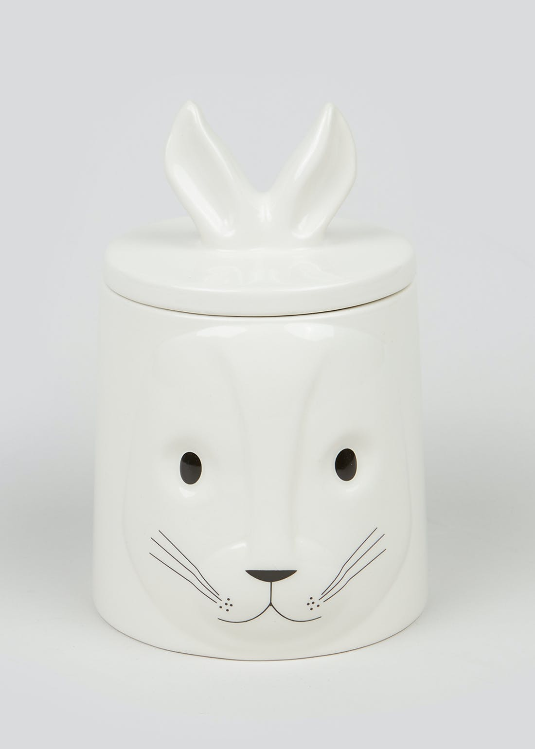 Bunny Shaped Canister