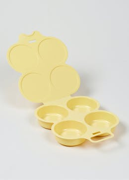 Microwaveable Egg Poacher (20cm x 16cm x 3cm)