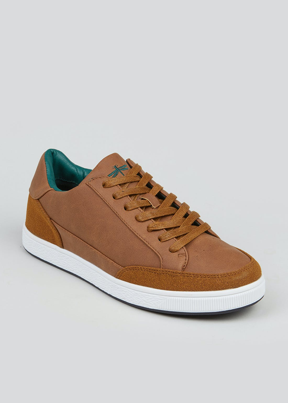 Tan Cupsole Trainers