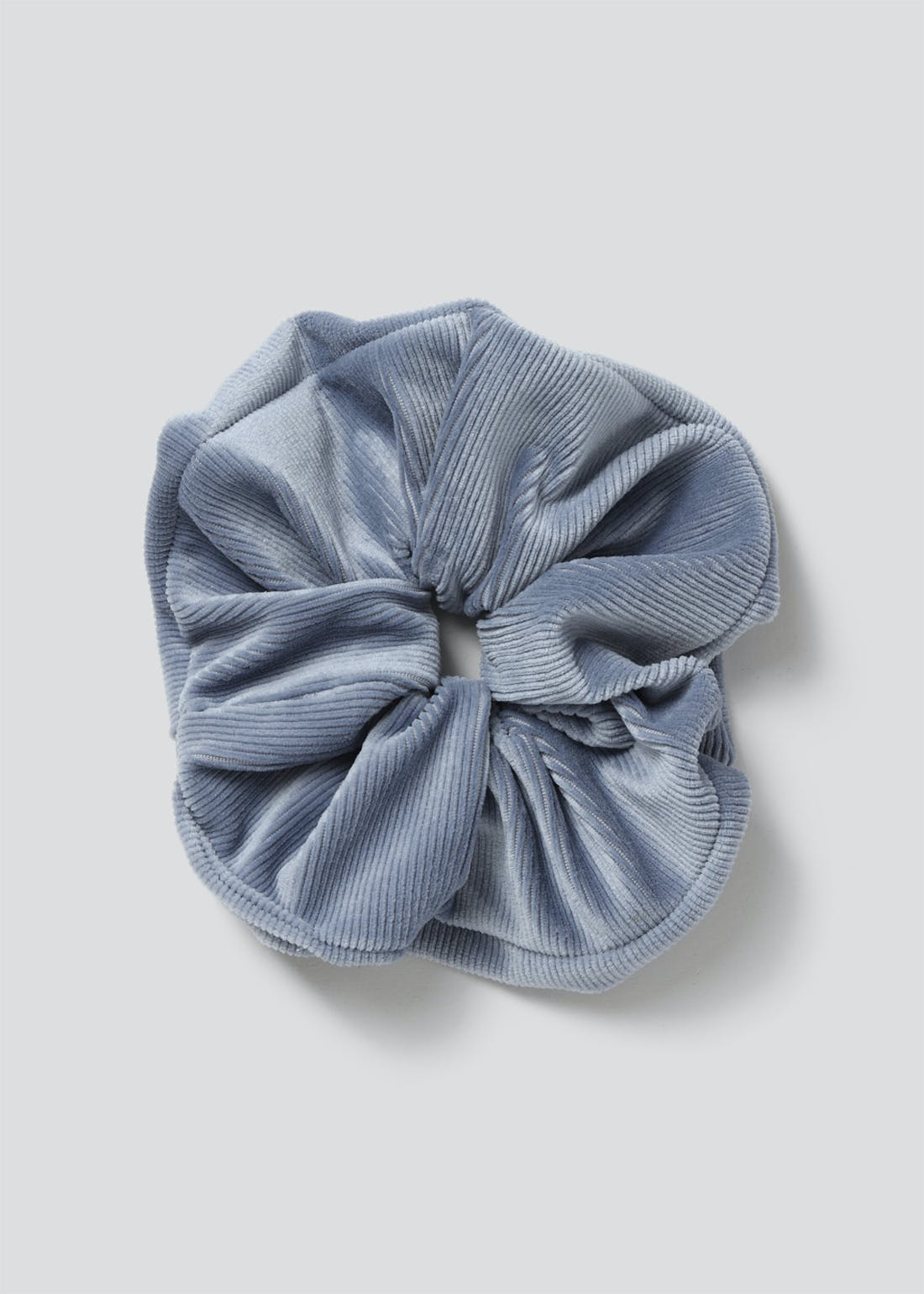 Ribbed Oversized Scrunchie.