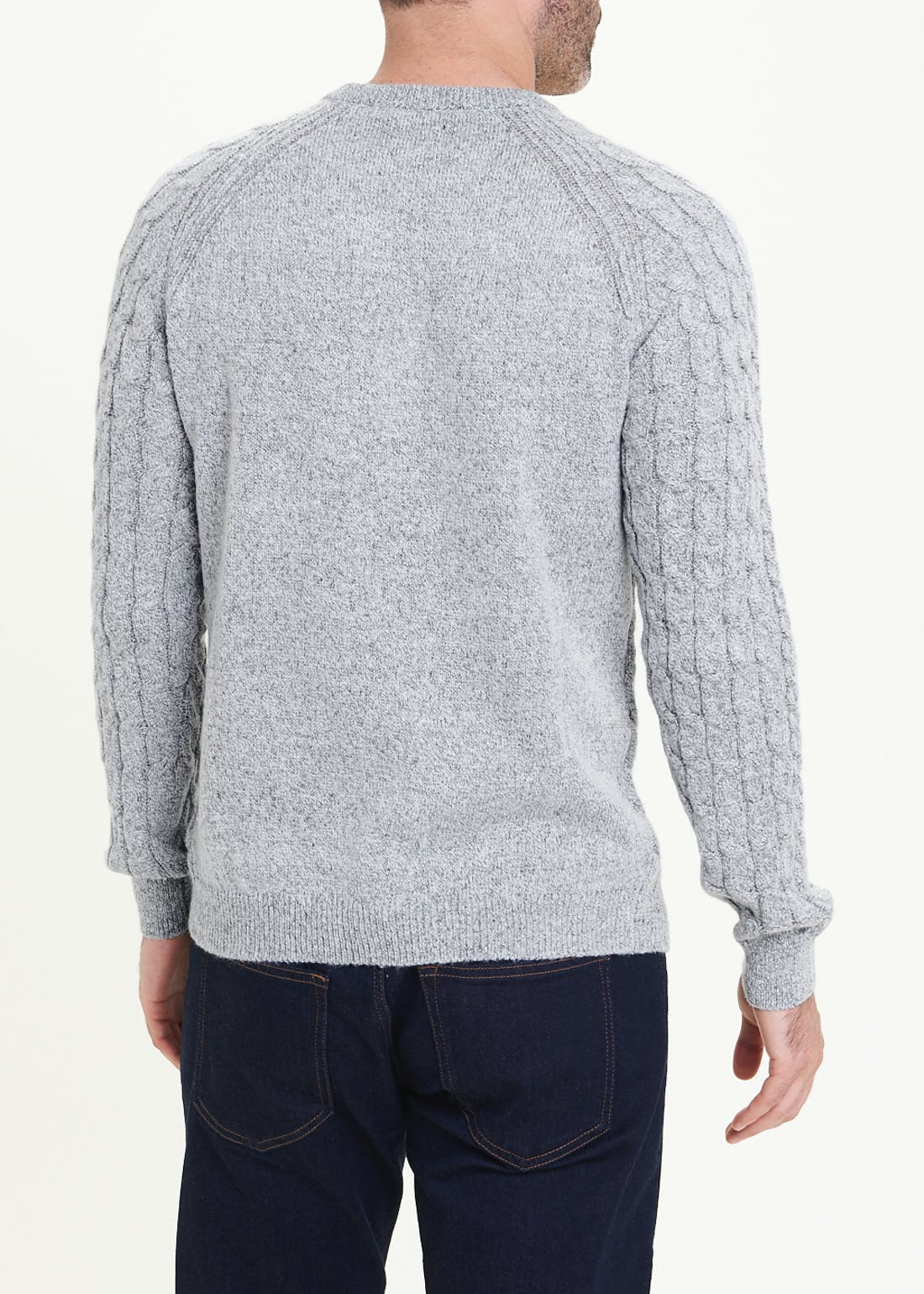 Lincoln Soft Touch Cable Knit Jumper