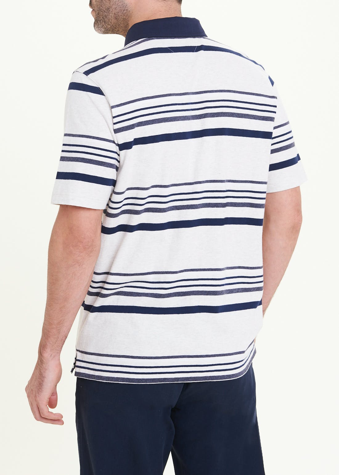 Lincoln Short Sleeve Rugby Polo Shirt