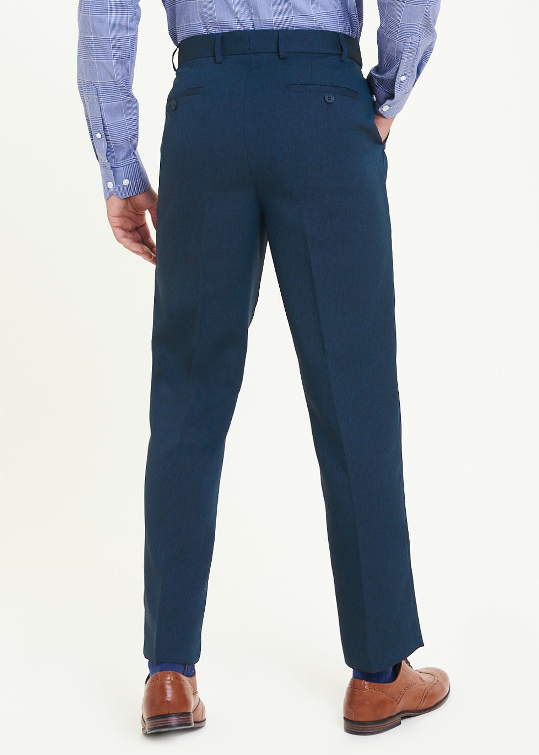 Taylor & Wright Donegal Flexi Waist Trousers