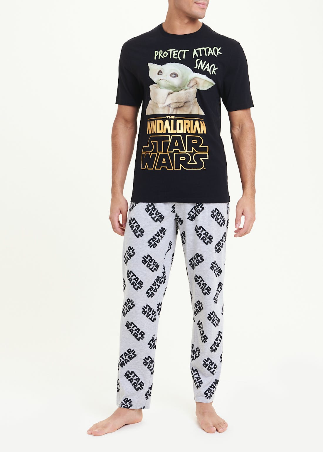 Star Wars Baby Yoda Pyjama Set