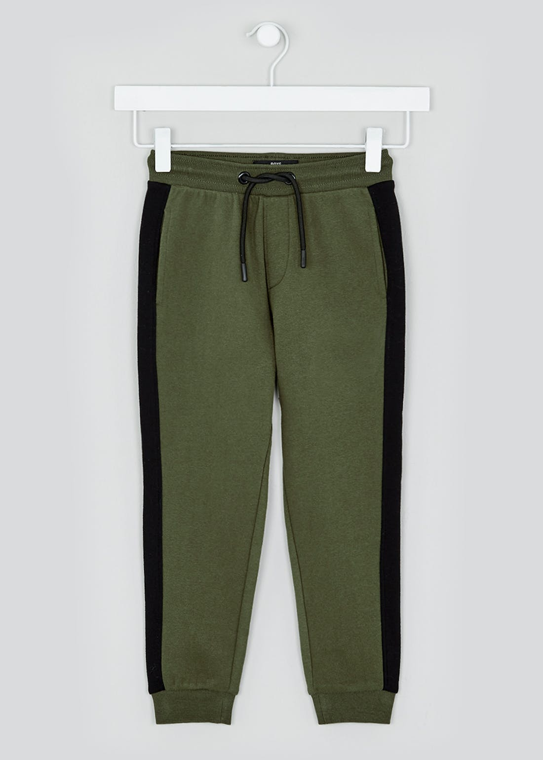Boys Side Panel Joggers (4-13yrs)