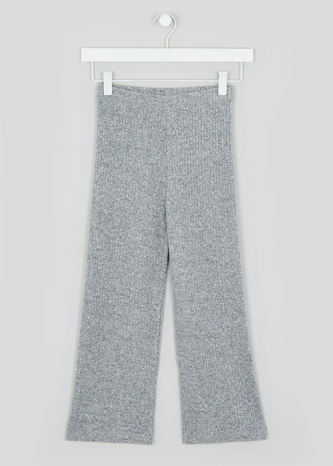 Girls Candy Couture Snit Wide Leg Joggers (9-16yrs)