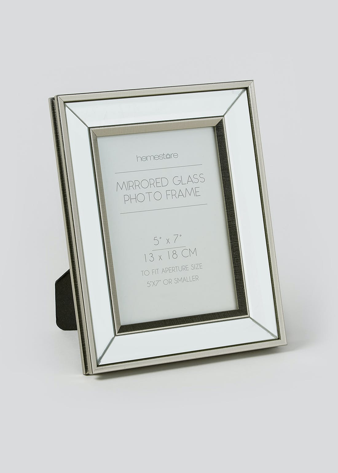 Mirrored Photo Frame (24cm x 19cm)