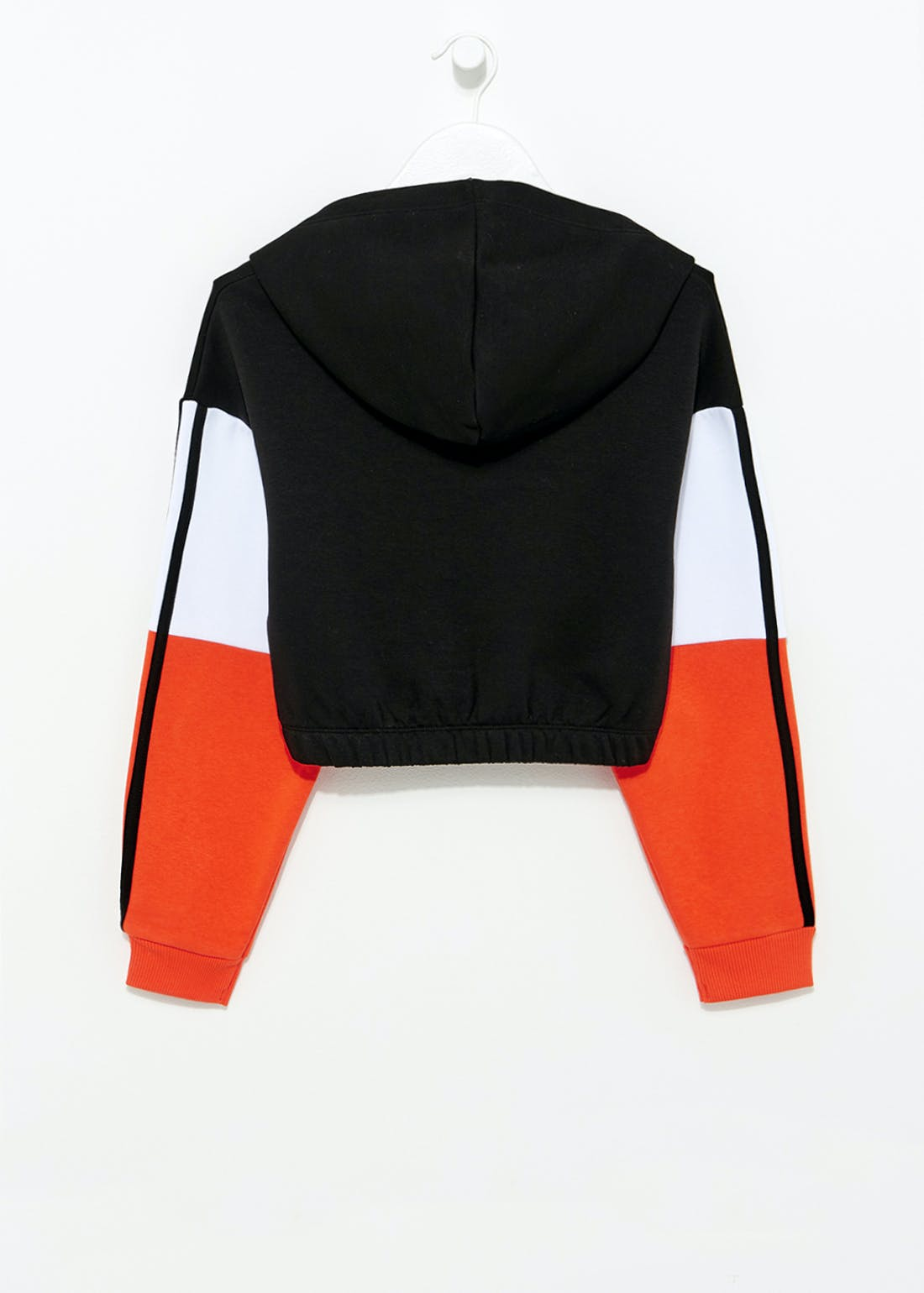 Girls Candy Couture Influencer Cropped Hoodie (9-16yrs)