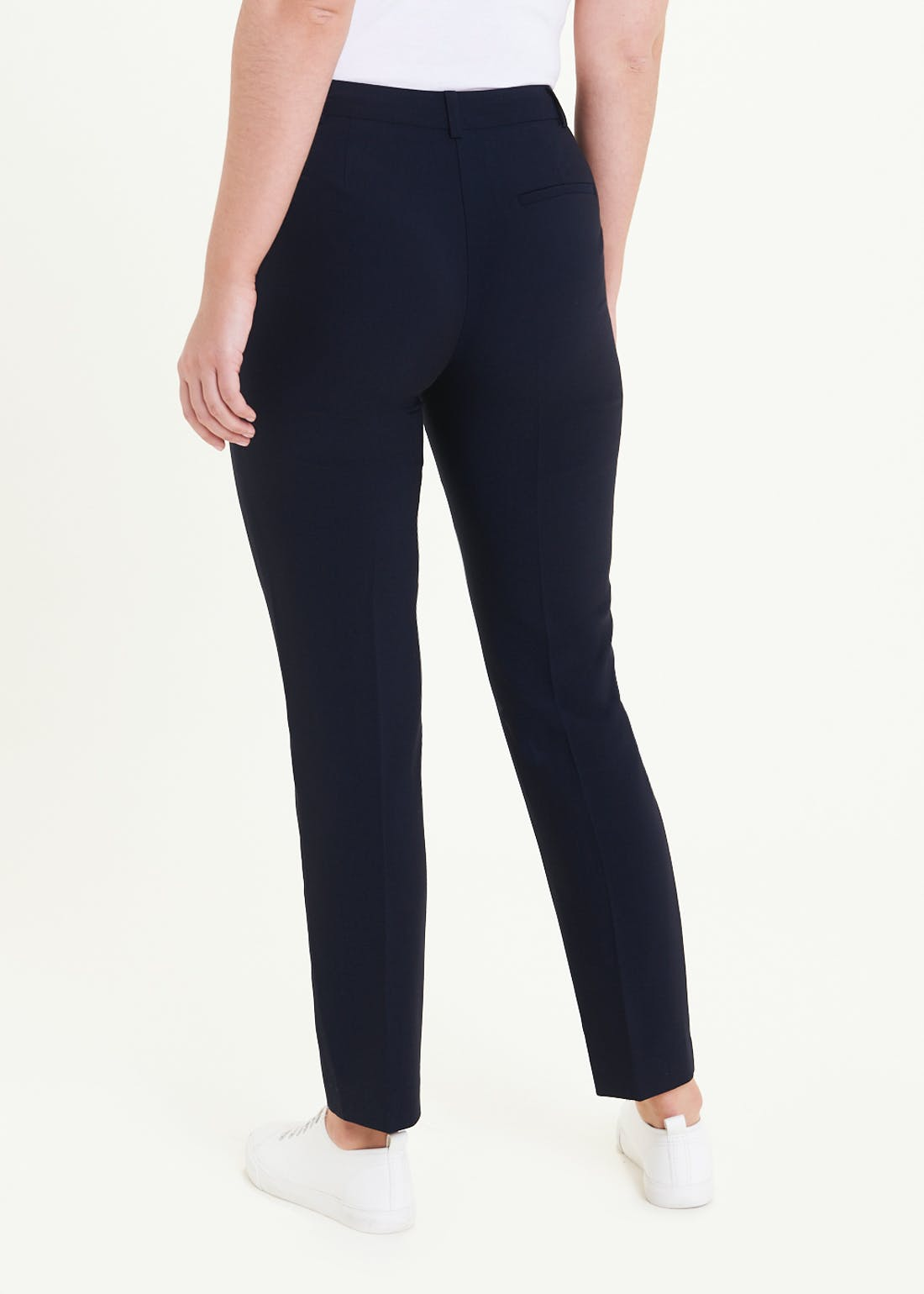 Essential Tapered Suit Trousers