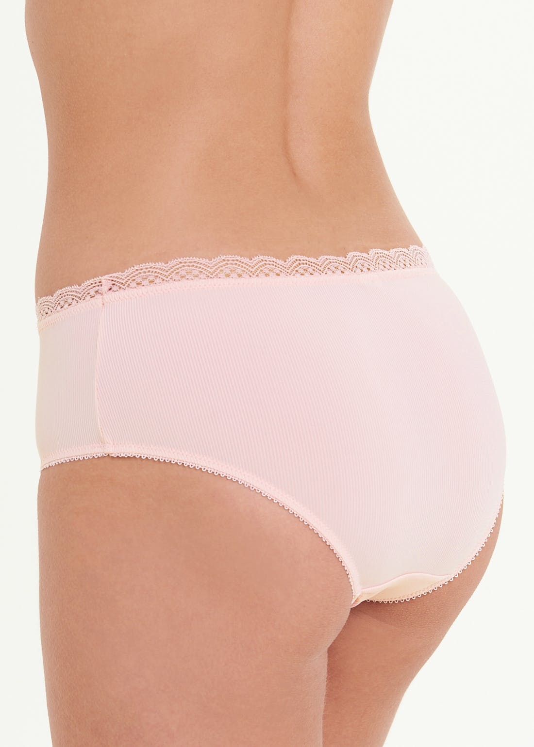 Lace Trim Knickers