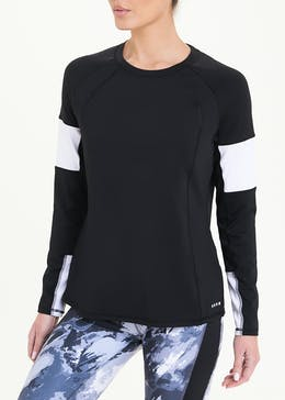 Souluxe Long Sleeve Sports Top