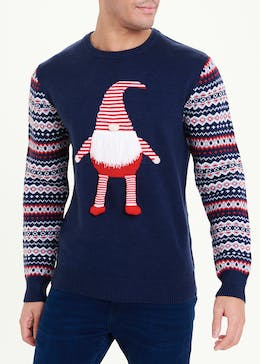 Gnome Christmas Jumper