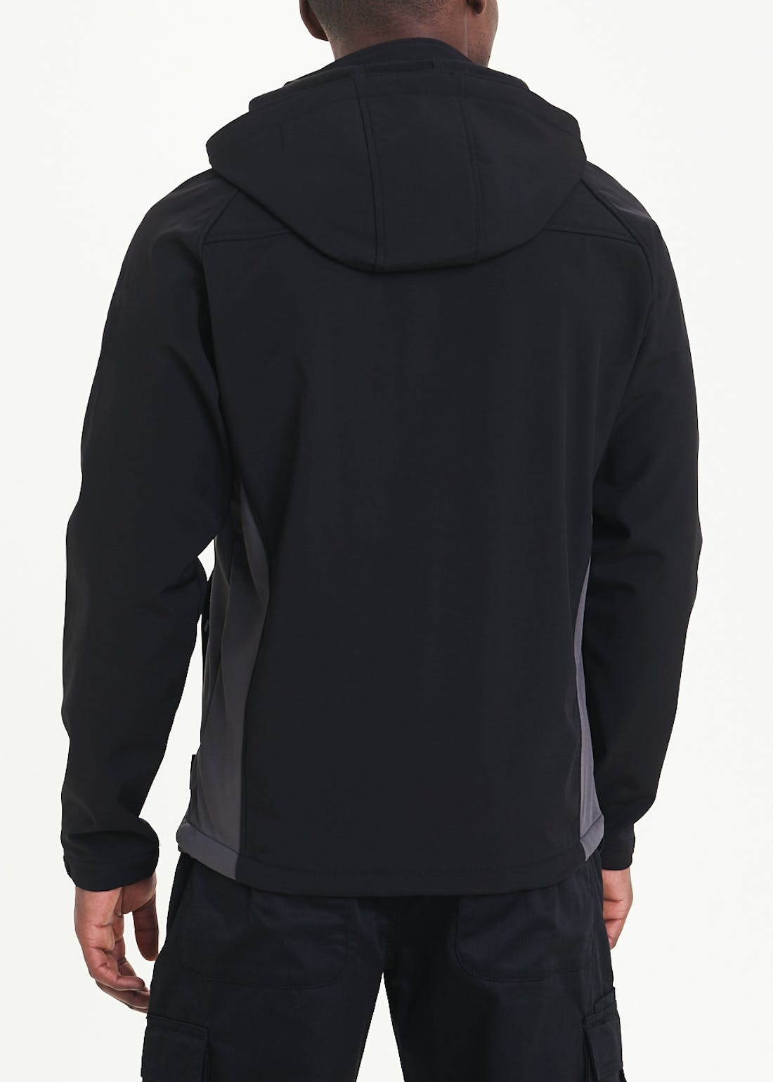 Bench Hooded Soft Shell Jacket