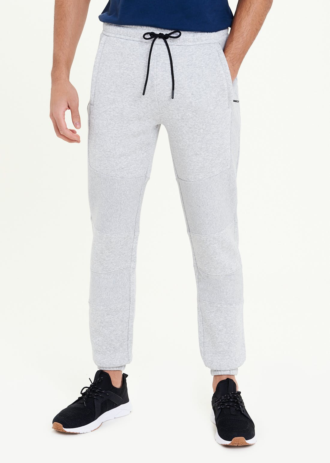 US Athletic Cuffed Panel Joggers
