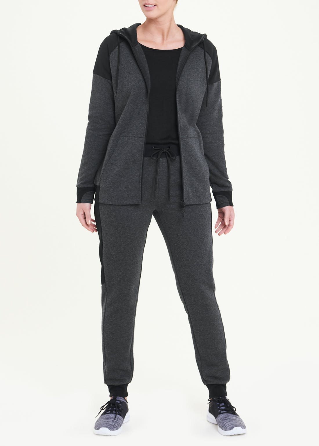 Souluxe Unstoppable Slogan Joggers