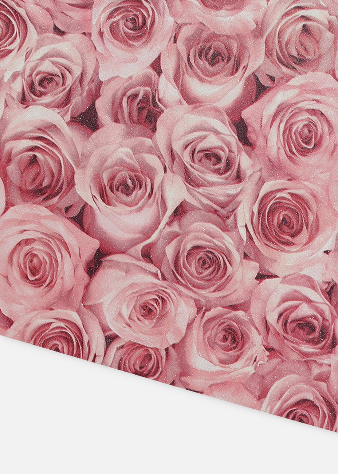 Arthouse Rose Wall Raspberry Wallpaper (10.05m x 53cm)