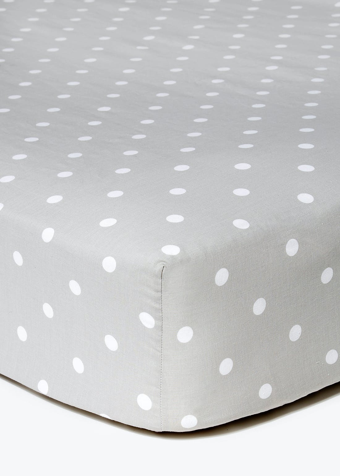 Antibacterial 100% Cotton Fitted Bed Sheet