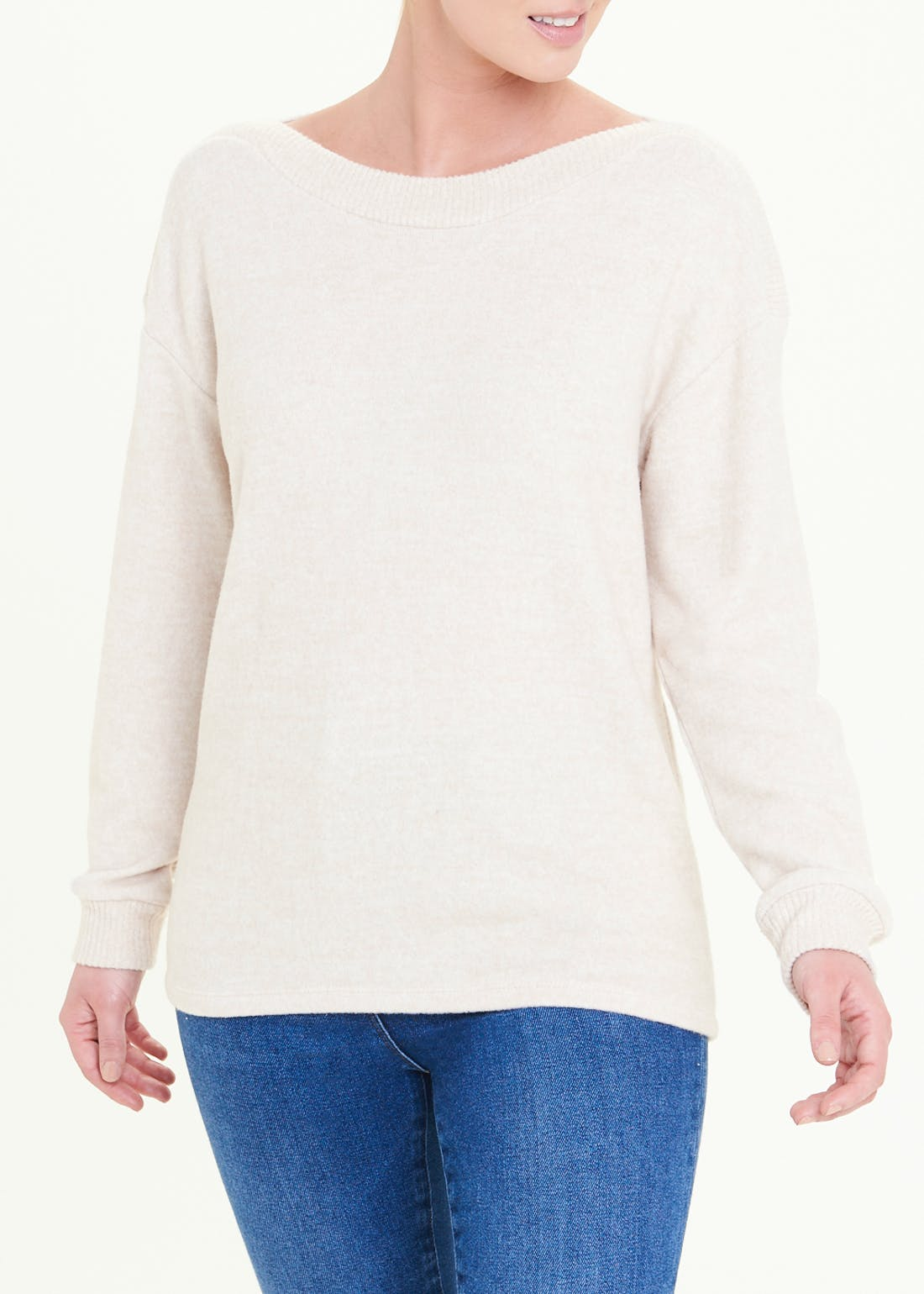 Soft Touch Knit Top