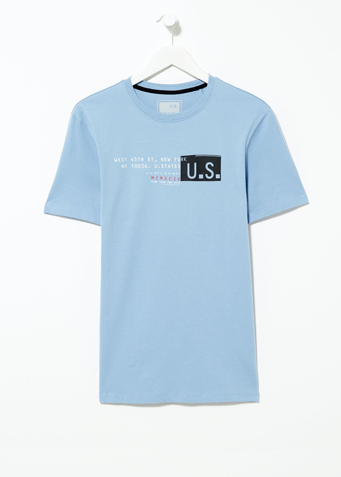 US Athletic West 45th T-Shirt