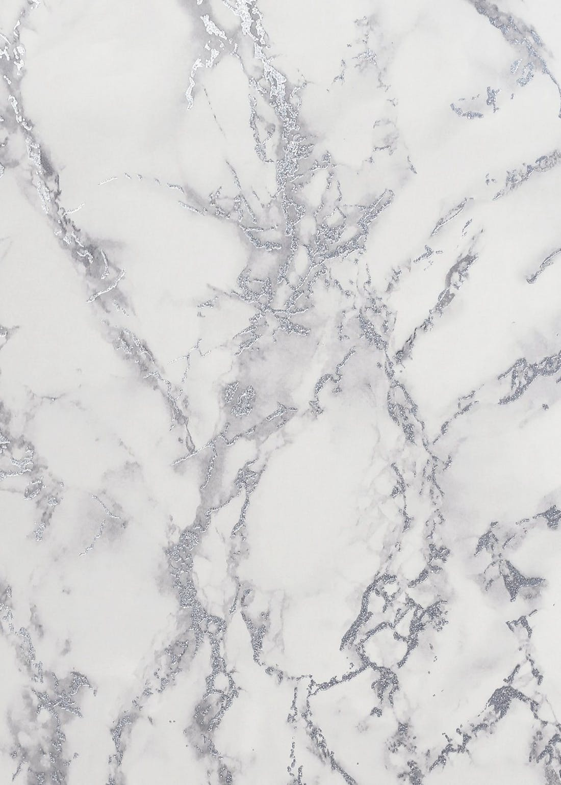 Arthouse Carrara Marble Silver Wallpaper (10.05m x 53cm)
