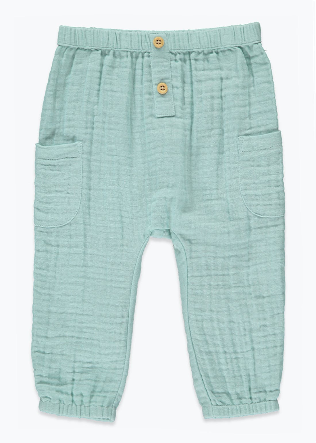 Boys Double Cloth Trousers (Tiny Baby-23mths)