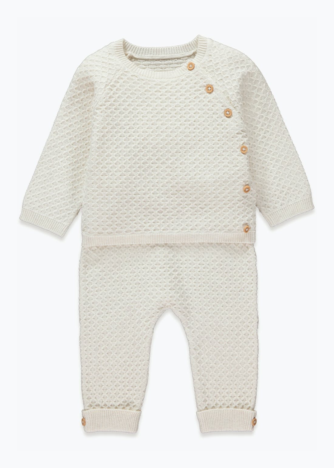 Unisex Knitted Set (Tiny Baby-23mths)