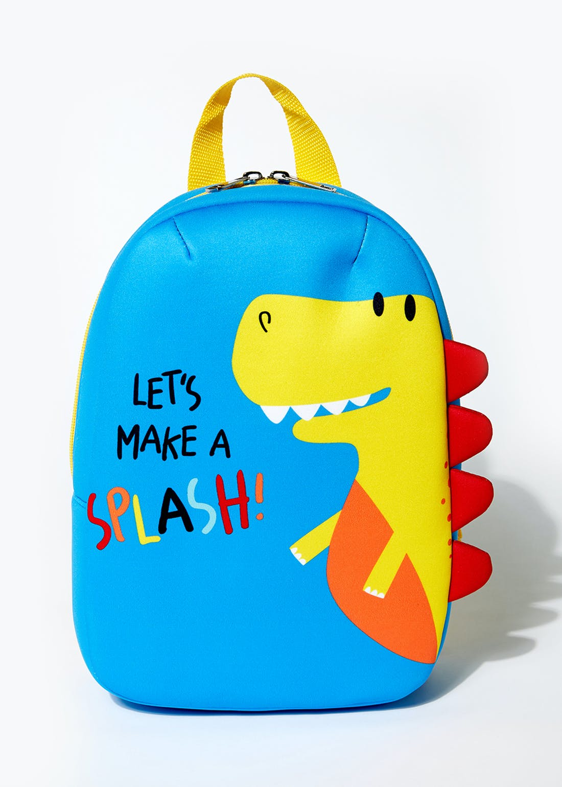 Unisex 3D Dinosaur Backpack