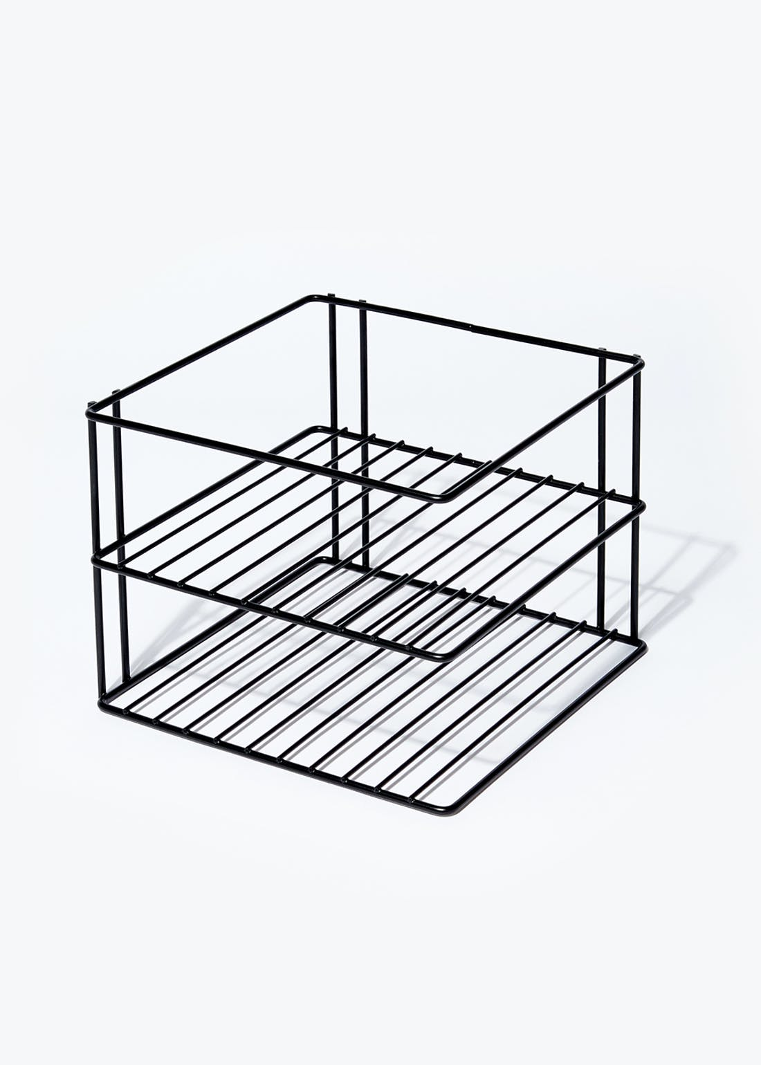 Wire Plate Shelf (24cm x 19cm)