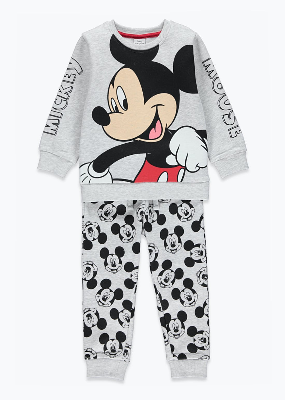 Kids Disney Mickey Mouse Tracksuit (12mths-6yrs)