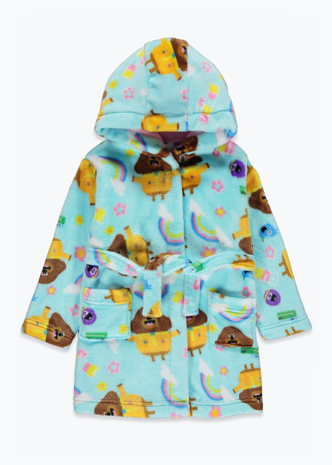 Unisex Hey Duggee Dressing Gown (9mths-5yrs)