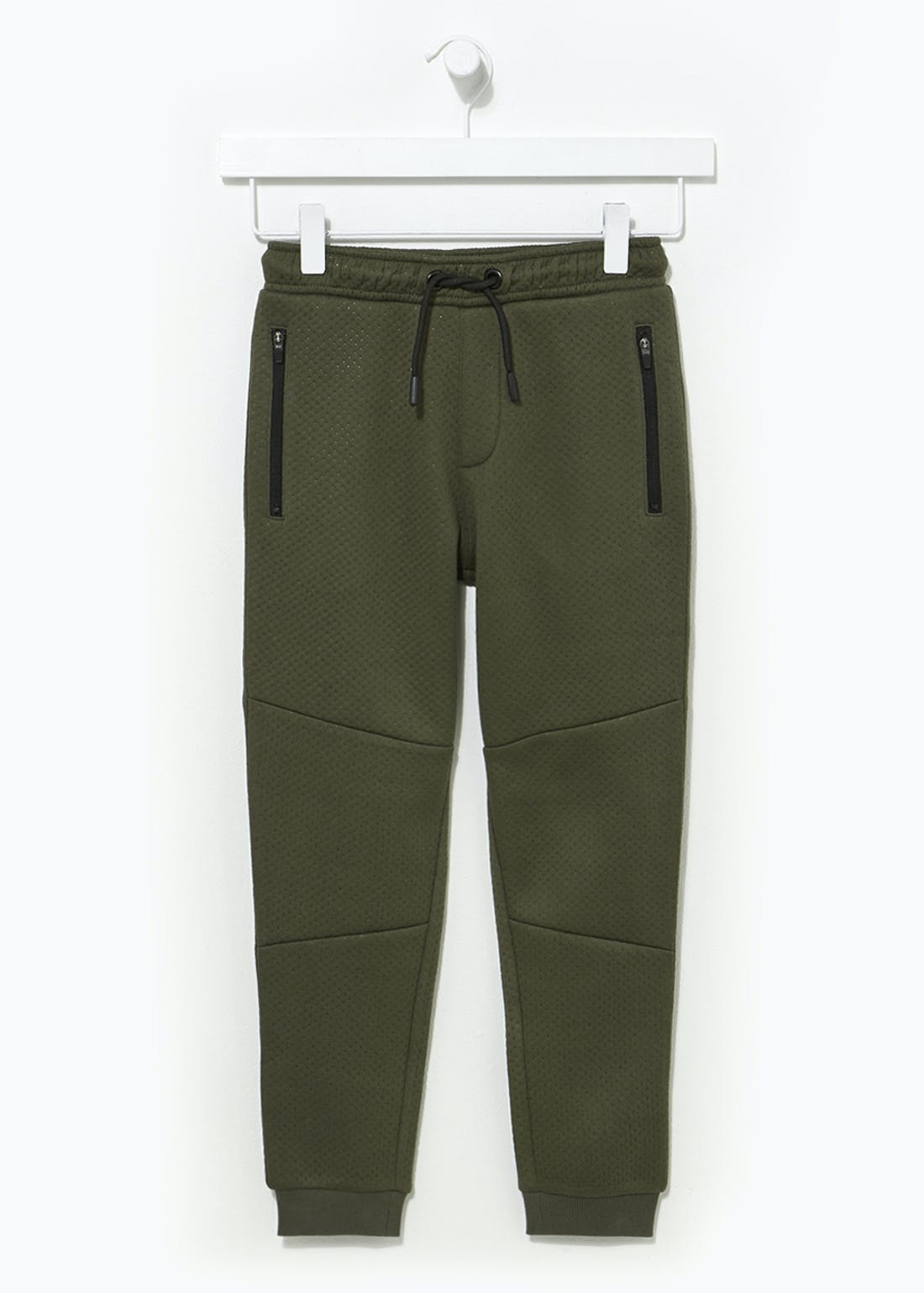 Boys Textured Joggers (4-13yrs)