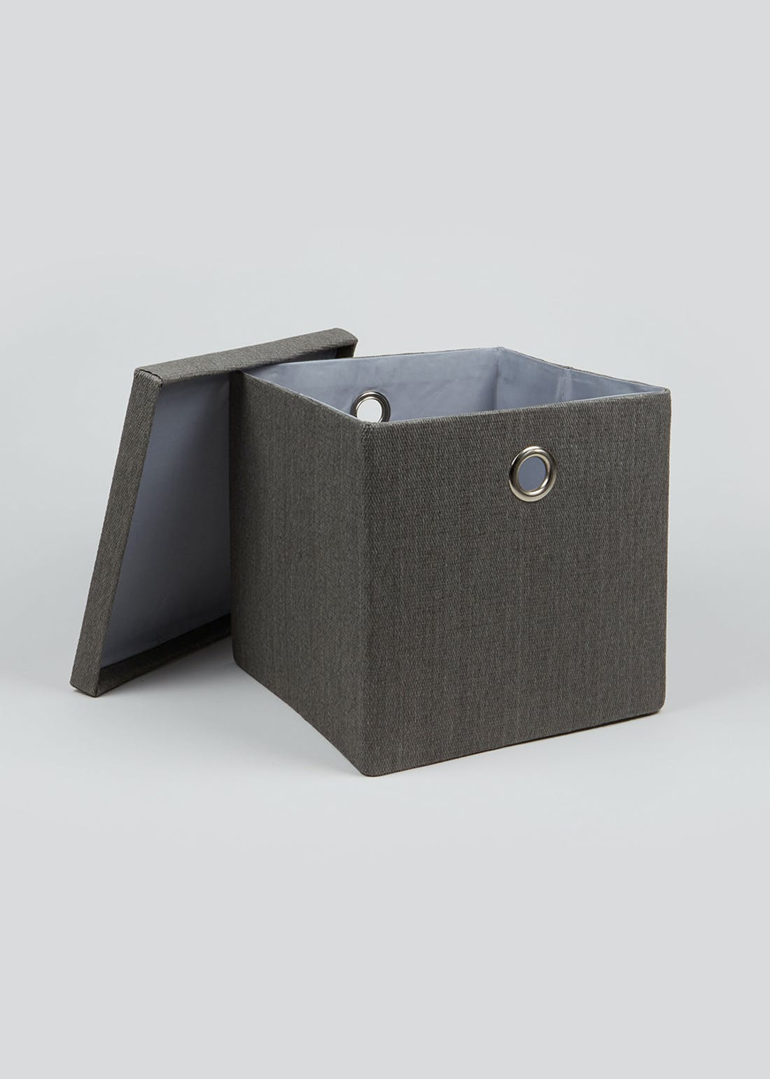 Foldable Fabric Storage Box (32cm x 32cm x 32cm)