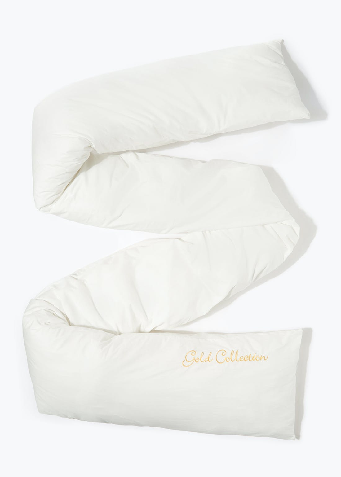 Mother & Baby Organic Cotton 12ft Deluxe Body  Baby Support Pillow