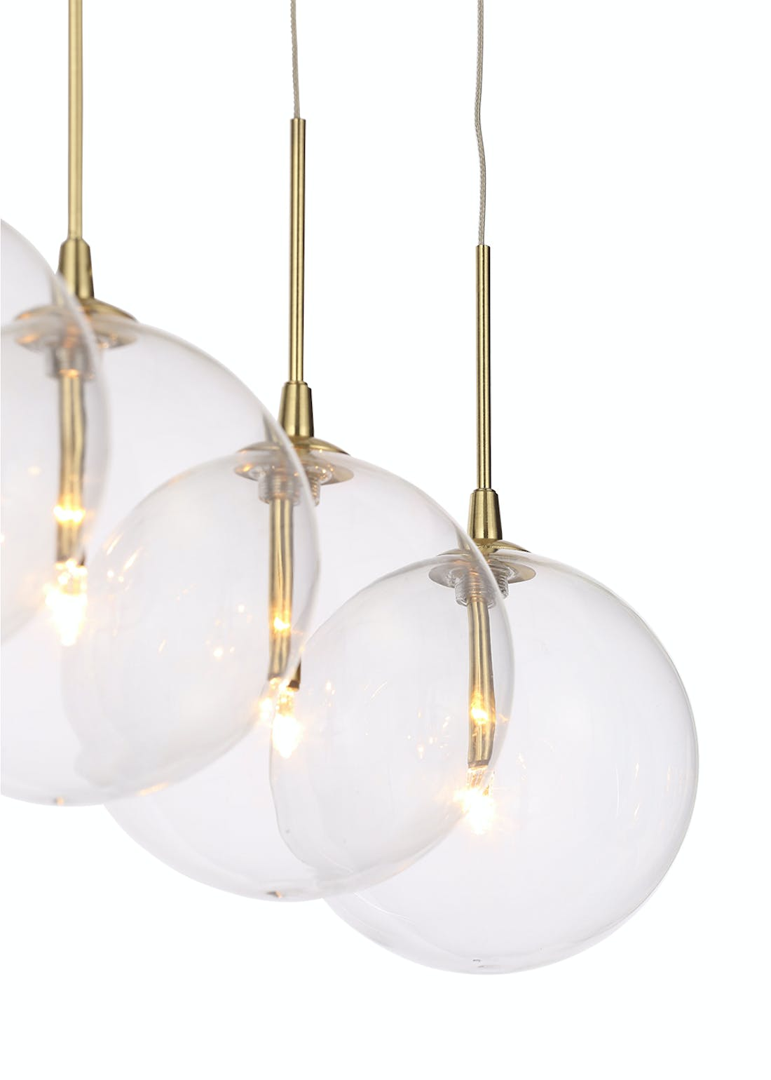 Inlight Byron Pendant Bar Ceiling Light (100cm x 74cm x 20cm)