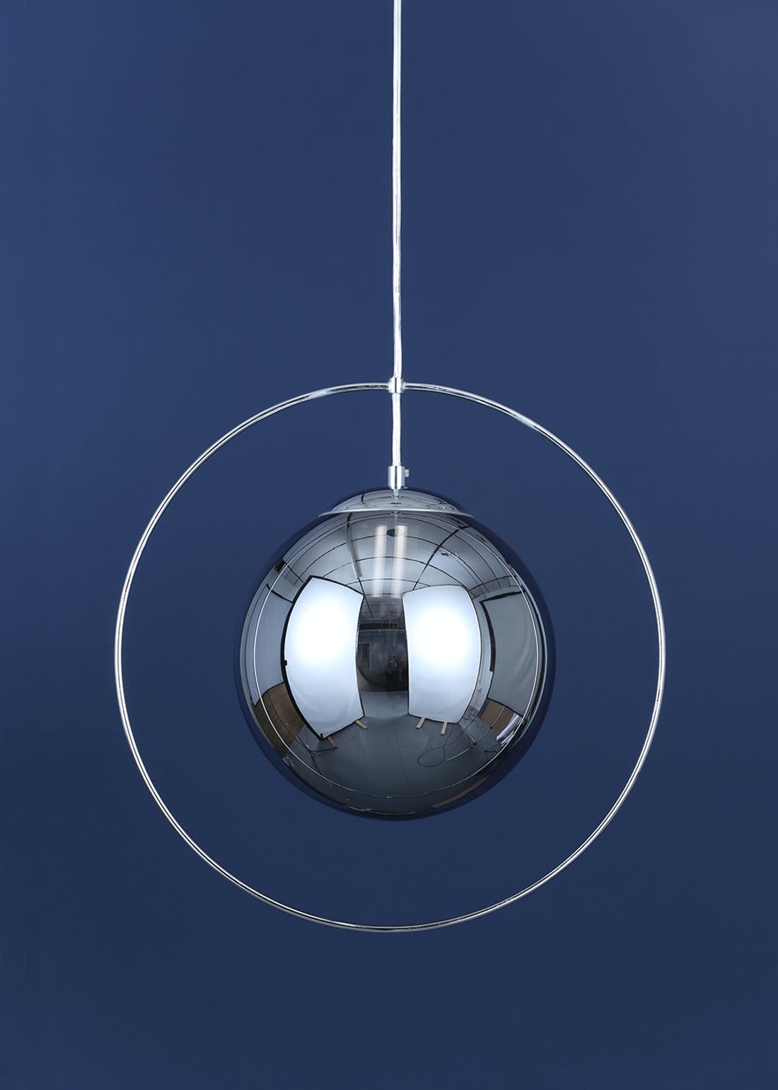 Inlight Mars Metal Ball Pendant Ceiling Light (100cm x 42cm x 42cm)