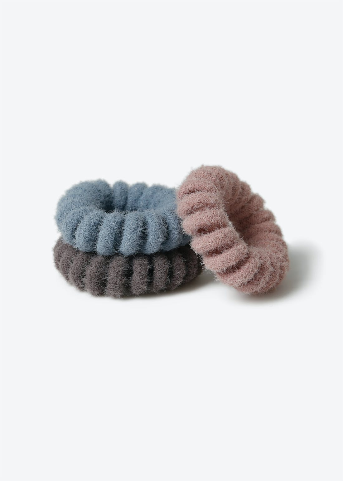 Fabric 3 Pack Of Hair Bands