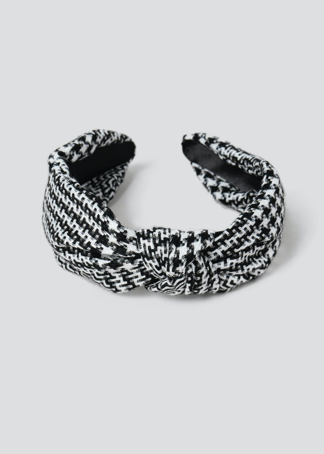 Check Knot Alice Band