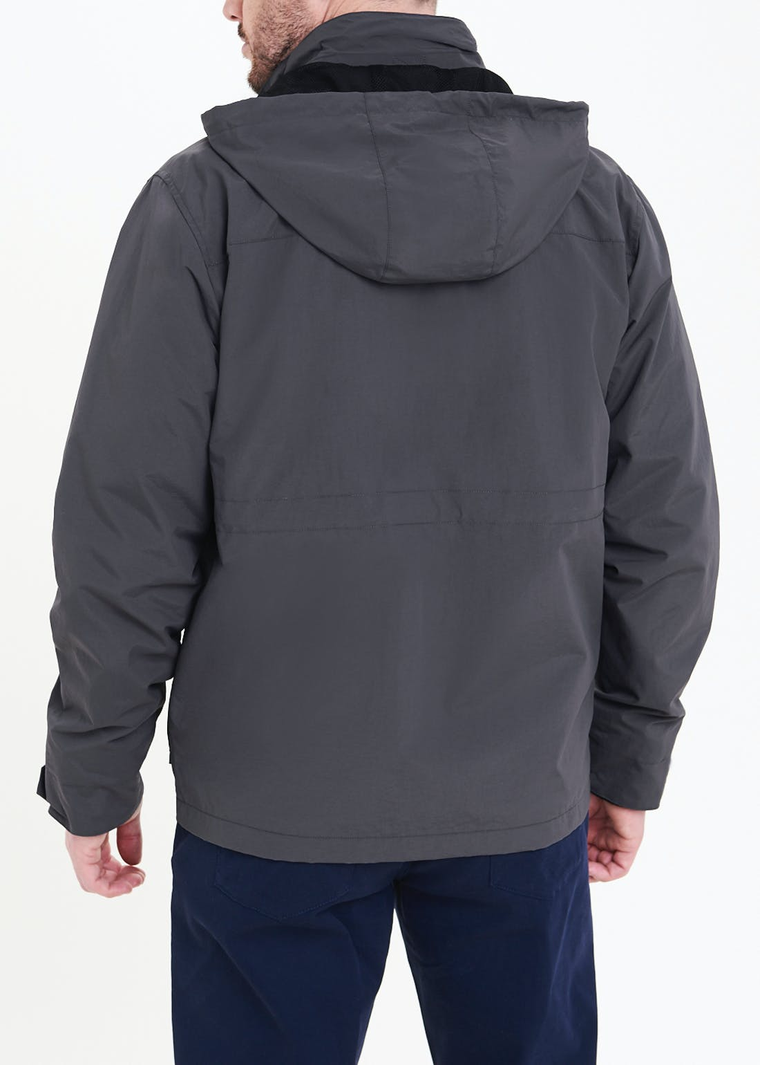 Lincoln Active Water Resistant Concealed Hood Jacket