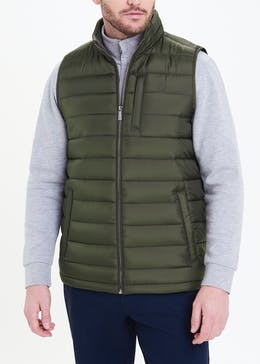 Lincoln Active Lightweight Khaki Gilet