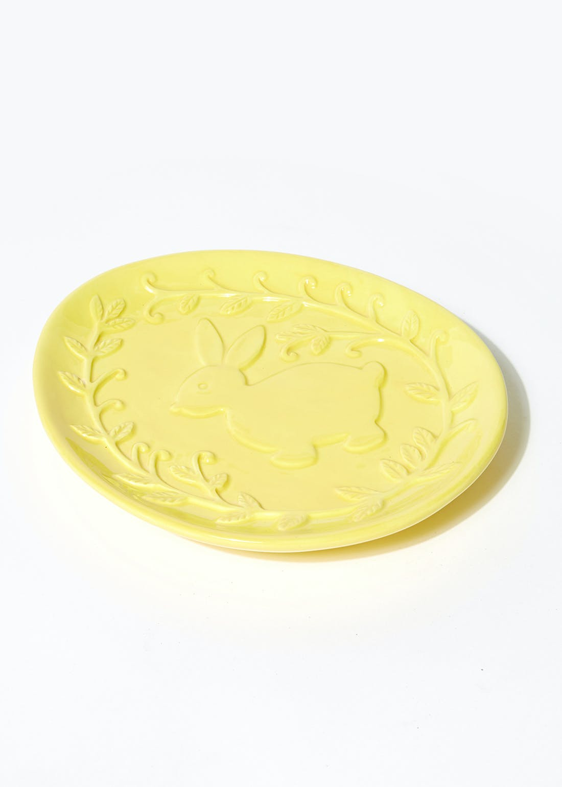 Easter Bunny Plate (19.5cm)