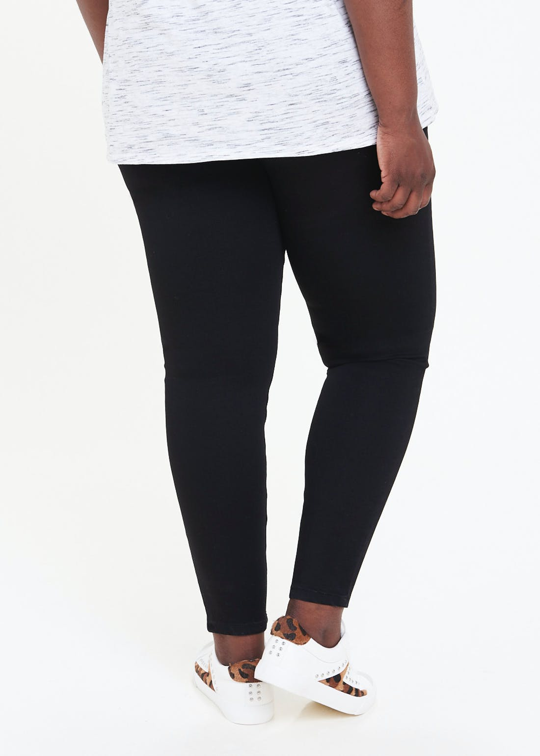 Papaya Curve Jessie High Waisted Jeans