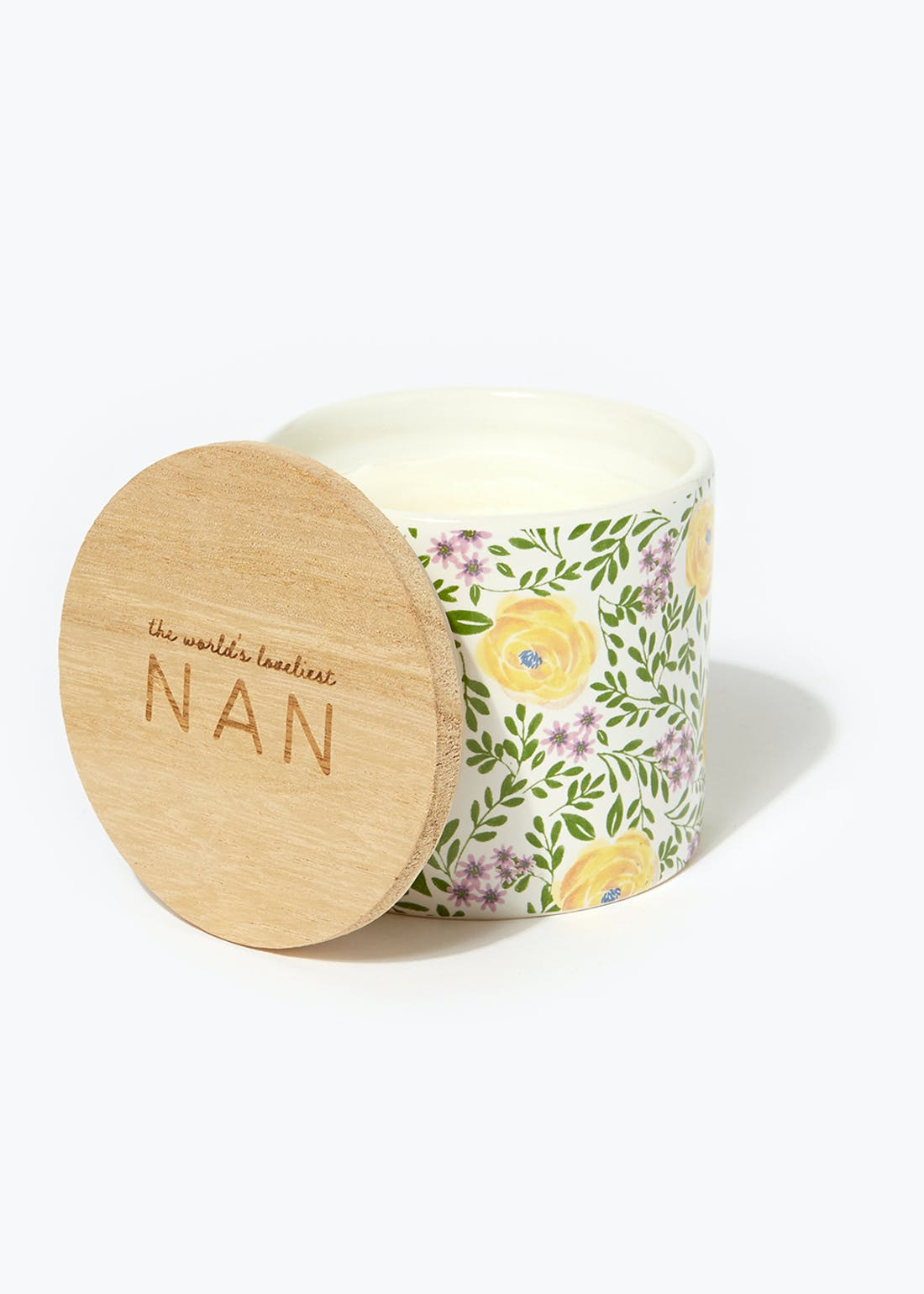 Loveliest Nan Scented Candle (9cm x 7.5cm)