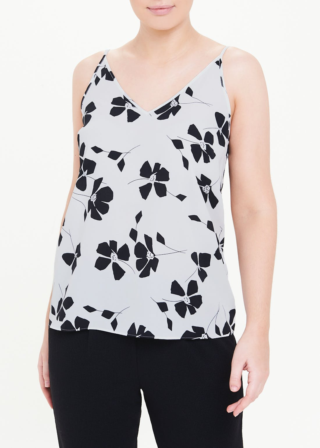 Floral Formal Cami Top