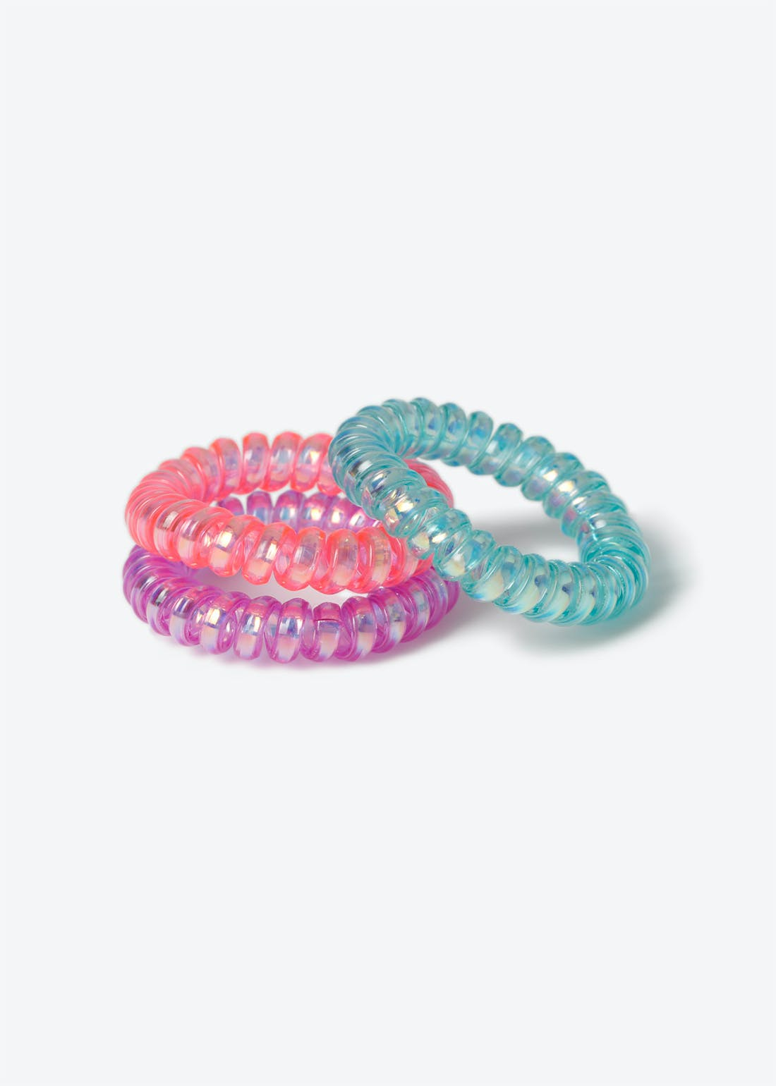 3 Pack Pastel Hairbands