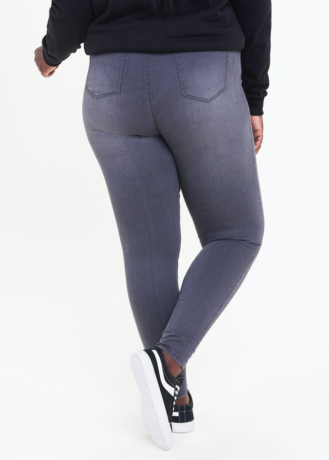Papaya Curve Rosie Pull On Jeggings
