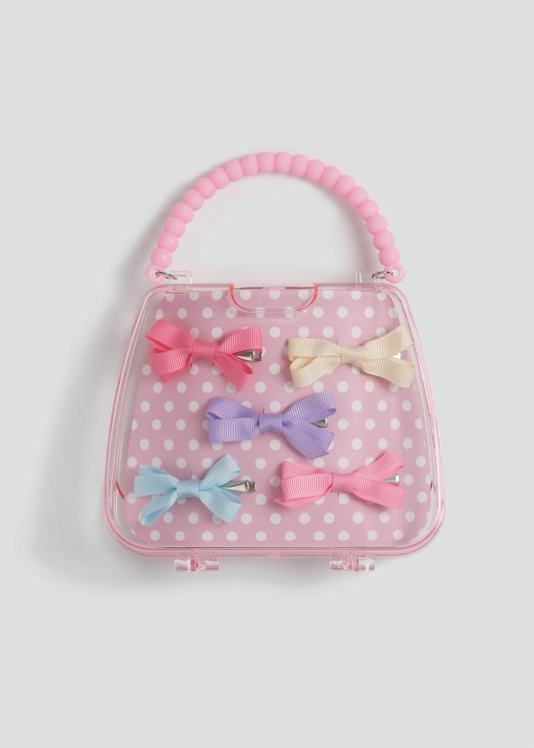 Girls Dress up Handbag with Bow Accessories