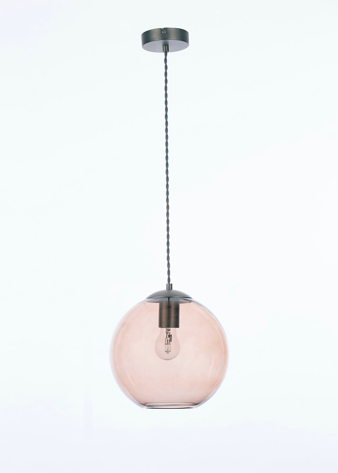 Inlight Elena Glass Ceiling Pendant Light (150cm x 25cm x 25cm)