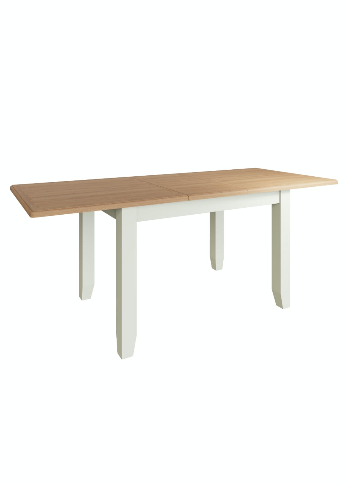 Interiors Direct Grayson Butterfly Extending Table (160cm-200cm x 85cm x 78cm)