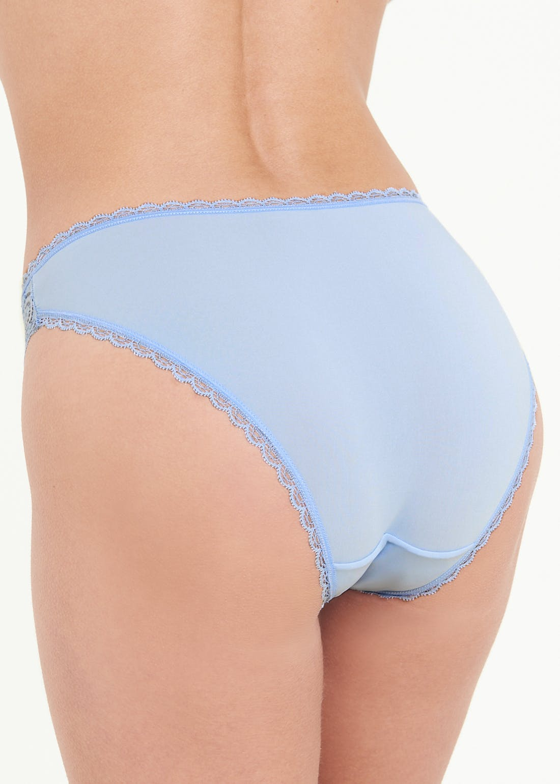 3 Pack Centre Lace Knickers